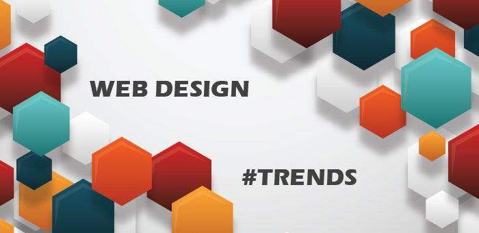 Web Design #Trends